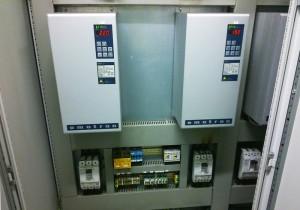 Softštartéry Emotron MSF 170, pre 90 kW motory