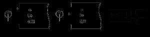 Schéma zapojenia vstupov a výstupov ITP14