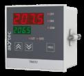 TRM202 univerzálny regulátor do panelu, veľkosť H1