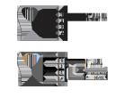Zobrazovač 4-20mA ITP11, schéma zapojenia