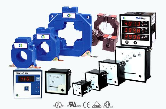 Meracie transformátory a zobrazovacie prvky