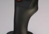 Rukoväť pákového ovládača B25 Gessmann zákaznícka úprava pre ľavú ruku s mini-joystickom V21