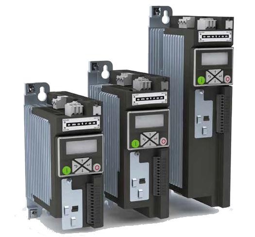 Frekvenčný menič Emotron VS10/VS30