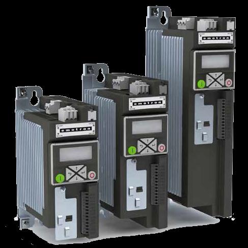 Frekvenčný menič Emotron VS10 / VS30