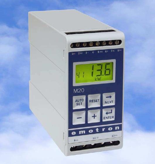 Monitor záťaže Emotron M20