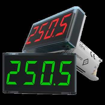 ITP14 univerzálny procesný zobrazovač signálu 4-20mA, 0-10V