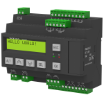 Programovateľné relé PR200 mini PLC s odnímateľnými svorkovnicami