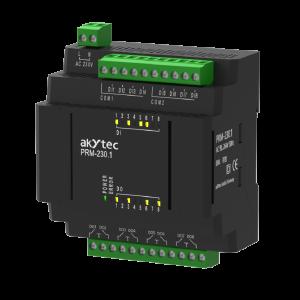 PRM3 rozširujúci vstupno/výstupný modul pre PR200