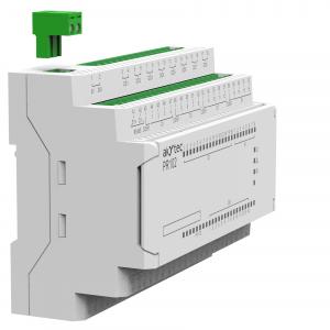 Programovateľné relé PR102 - súčasťou balenia sú odnímateľné svorkovnice pre rýchlu montáž