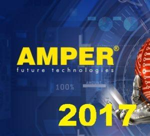 Pozvánka na AMPER 2017