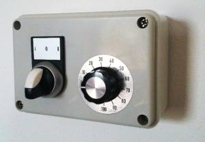 Externé ovládanie frekvenčného meniča, EOM-0-10-2-0