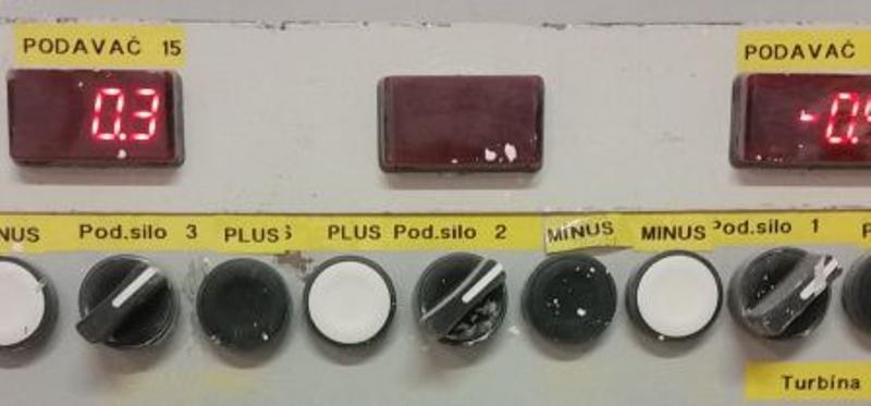 Inštalácia zobrazovača - displeja ITP11 4-20mA spracovanie vápna