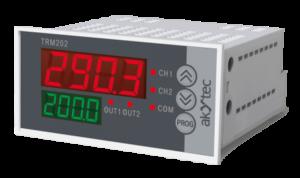 TRM202 univerzálny regulátor do panelu, veľkosť H2