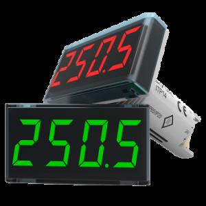 ITP14 univerzálny procesný displej pre signál 0-10V, 4-20mA