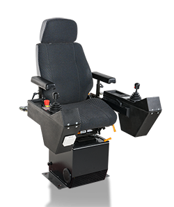 Ovládacie kreslo 2x joystick a miniboxy Gessman KST85