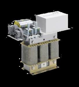 Sínusový filter k frekvenčnému meniču