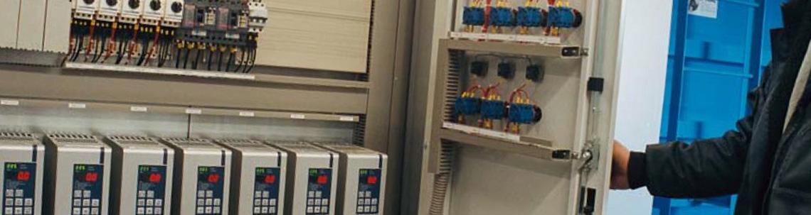 Softštartér Emotron pre plynulý rozbeh motora